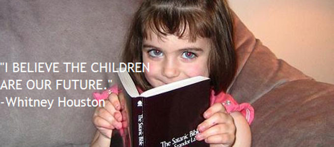 I believe that children are our future ...